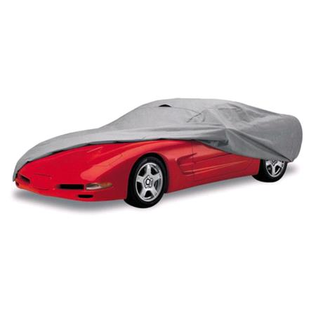 Completely Waterproof Car Cover (Blue)   Large