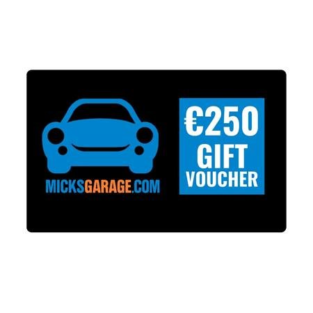 €250 eGift Voucher
