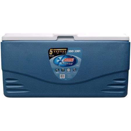 Coleman Xtreme 100QT Cooler   Blue