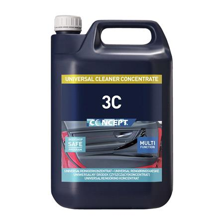 Concept 3C Cleaner Concentrate 5L
