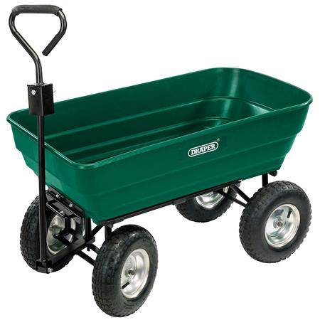 Draper 52628 Heavy Duty Tipping Cart