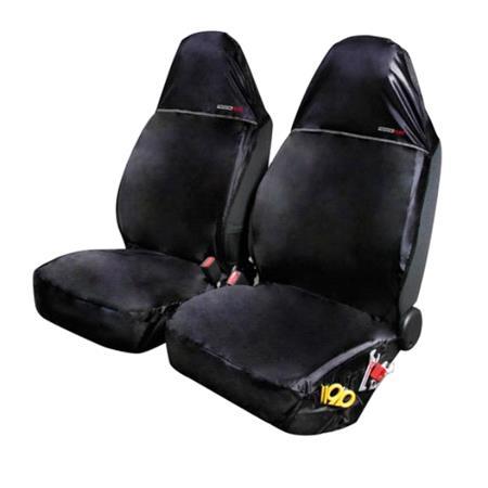 Slip on Waterproof Seat Protectors, 2 pcs