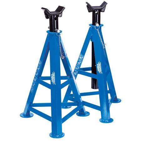 Draper Expert 54722 6 Tonne Axle Stands (Pair)