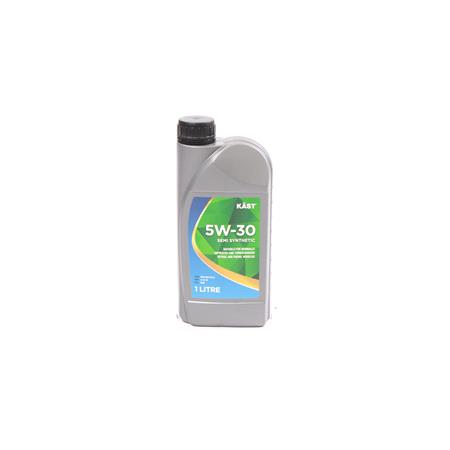 KAST 5w30 Semi Synthetic Engine Oil. 1 Litre