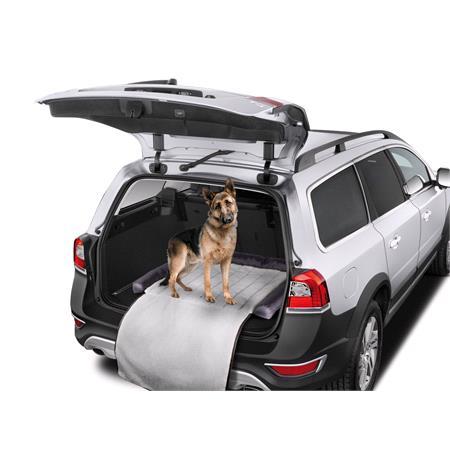 Dog Tripper   3 in 1 Plush Bed, Trunk Mat & Bumper Protector