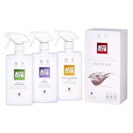 Autoglym Perfect Interiors Collection