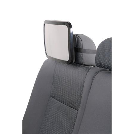 Baby View Mirror   Rear Seat Baby Mirror   290x190 mm