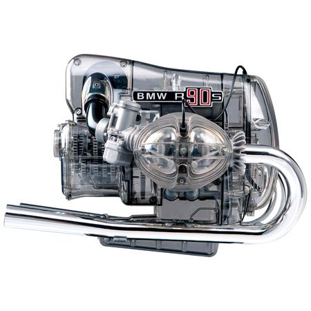 Official BMW R90S Motorcycle Engine Gift Set