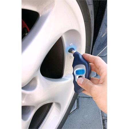 Air Pro, digital tire pressure gauge
