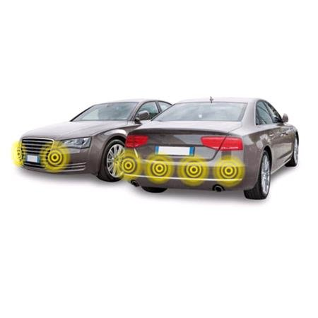 6 Parking Sensors with Digital Display, 12V
