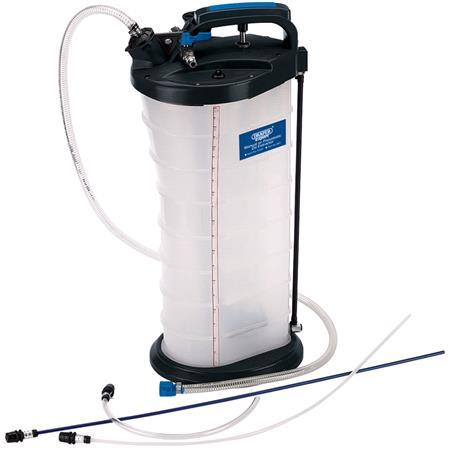 Draper Expert 77057 Manual or Pneumatic Oil Extractor