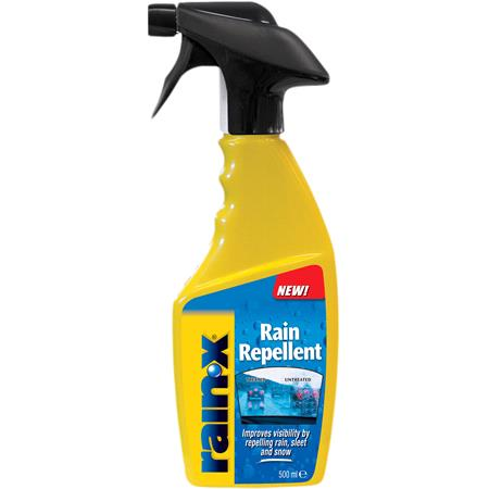 Rain X Rain Repellent Trigger Spray   500ml