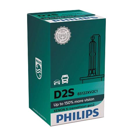 Philips Xenon DS X tremeVision Single Bulb Gen for Bmw Z4 Cabrio 2009 Onwards
