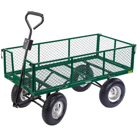 Draper 85634 Heavy Duty Steel Mesh Cart