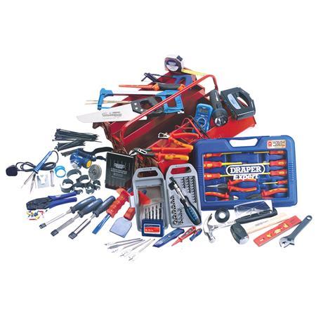 Draper 89756 Electricians Tool Kit