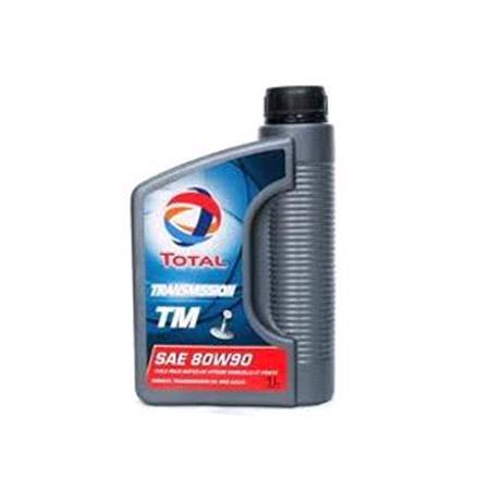 TOTAL Transmission TM 80w90 Gear Oil   1 Litre