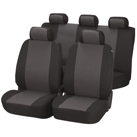 Seat Covers   Peugeot 207 Saloon 2007 Onwards