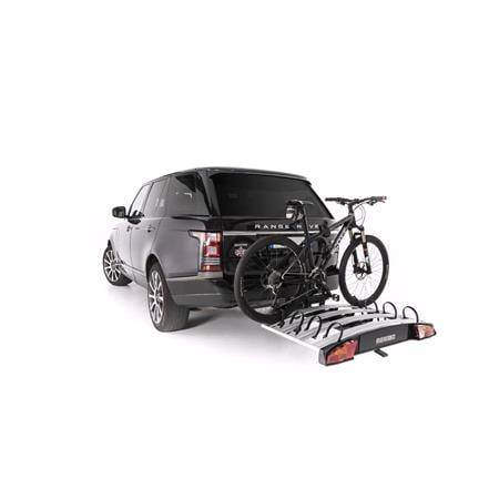 Menabo Alcor 4 Towbar Mounted Bike Rack   4 Bikes