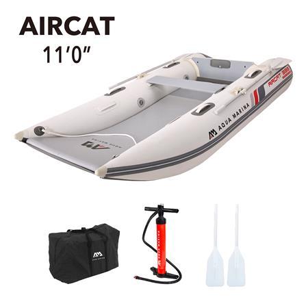 Aqua Marina AIRCAT 3.35m Inflatable Catamaran
