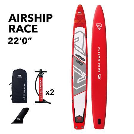 Aqua Marina Airship 2020 Race SUP Paddle Board