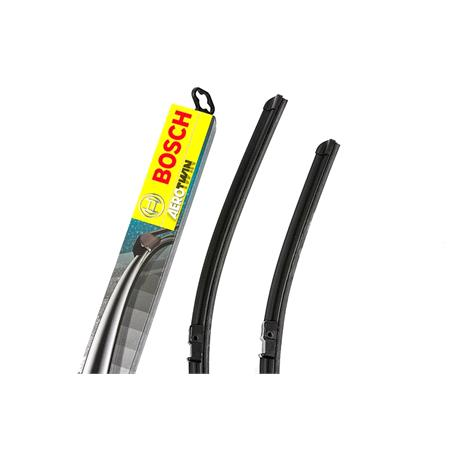 Pair Of Bosch Wiper Blades for Peugeot 407 2004 Onwards