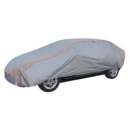 Perma Protect Complete Car Cover (Light Grey)   Extra Large
