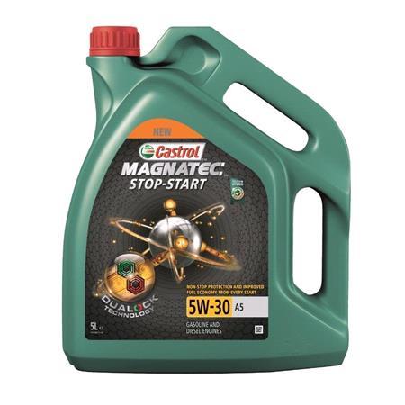 Castrol Magnatec Stop Start 5W 30 A5  **5 LITRES**