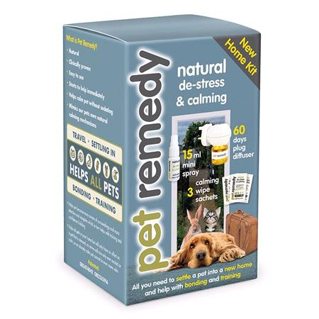 Pet Remedy New Home Anti Anxiety Pet Kit