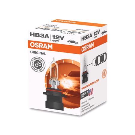 Osram Original HB3A 12V Bulb    Single