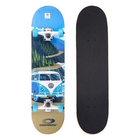 Official Volkswagen Skateboard   Blue