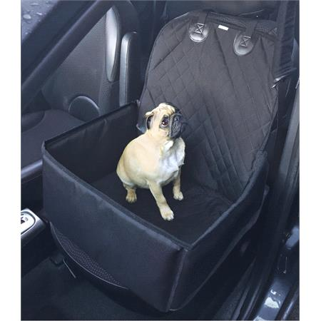2in1 Pet Car Seat and Seat Protector