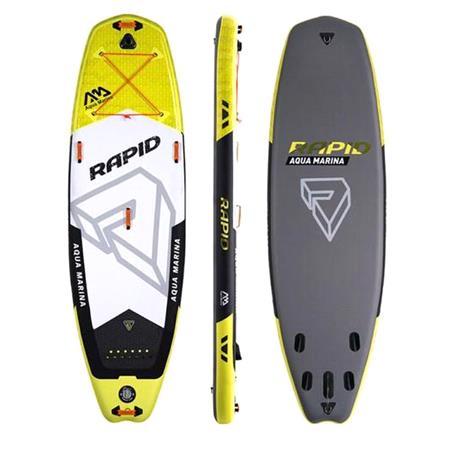 Aqua Marina Rapid Wave Surf SUP Paddle Board