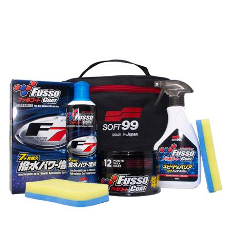 Soft99 Ultimate Fusso Gift Kit