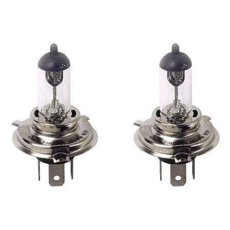Lampa H4 Bulb   Twin Pack