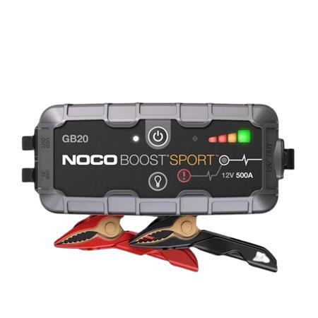 NOCO GB20 Genius Boost Sport   400A UltraSafe Jump Starter