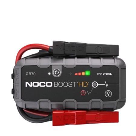 NOCO GB70 Genius Boost HD   2000A UltraSafe Jump Starter