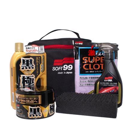 Soft99 Extreme Gloss Gift Kit