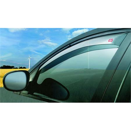 Tinted Front Wind Deflectors For Volvo 850, 1991 1997