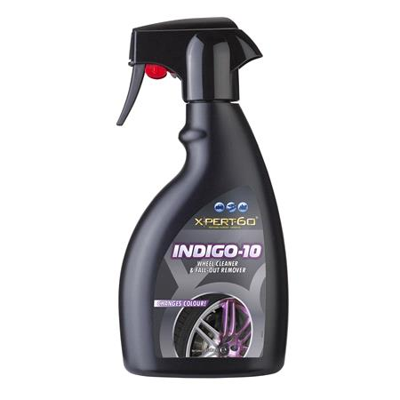 Concept Xpert 60 Indigo 10 Colour Changing Wheel Cleaner & Fallout Remover 500ml