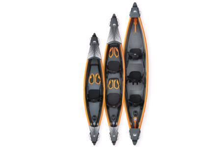 High Pressure Kayaks