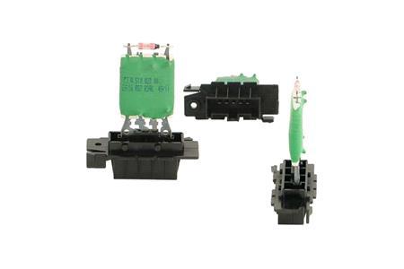 interior blower resistors