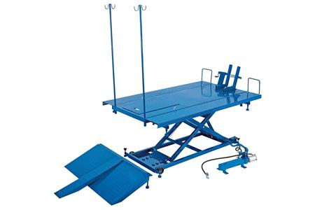 Motorcycle Lifts and Supports