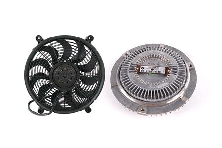 radiator fans and clutches
