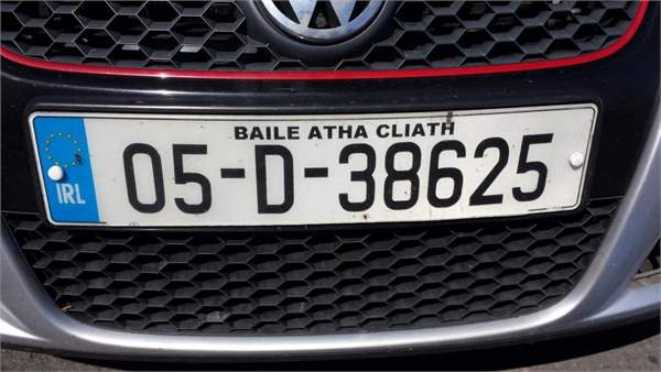 How To Fit Number Plates