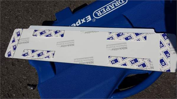 How To Fit Number Plates - adhesive pads