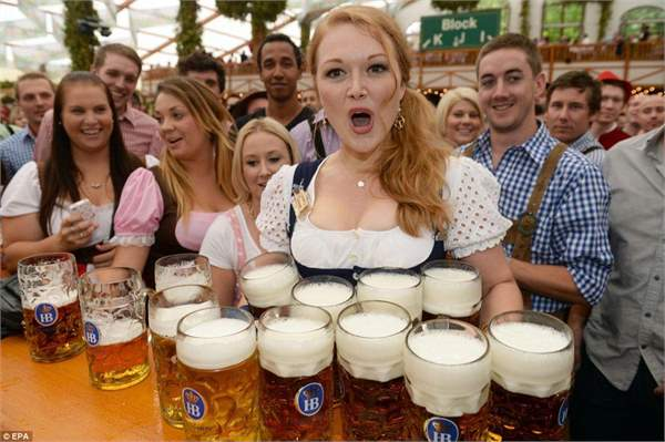 oktoberfest Guide to Driving in Germany