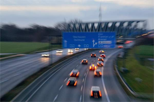 Guide to Driving in Germany autobahn