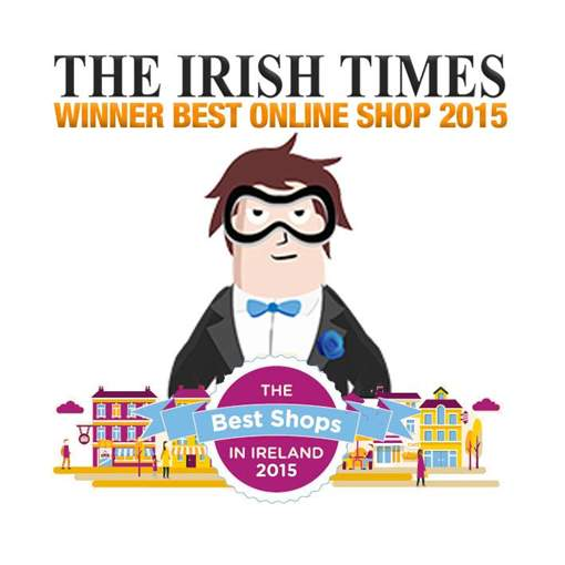 Press Release: MicksGarage Win Irish Times Best Online Shop Award