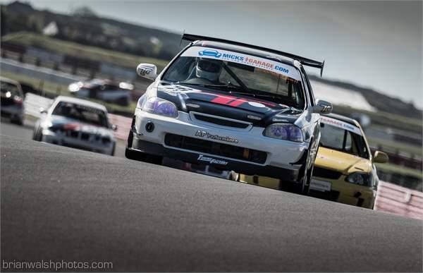 Race Report: Irish Touring Car Championship Rounds 5 & 6 - Bishopscourt