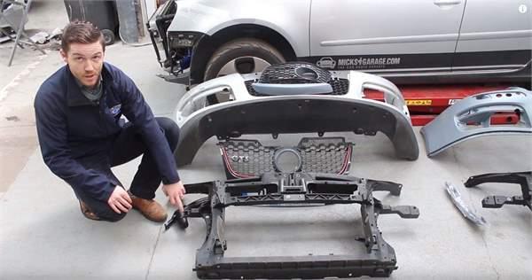 Project GTI: Crash Repair